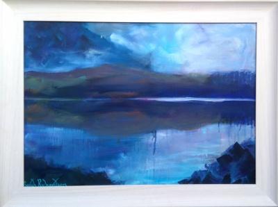 Venford Acrylic on canvas 60x40cm Framed.jpg